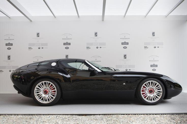 Maserati Mostro by Zagato (2015)