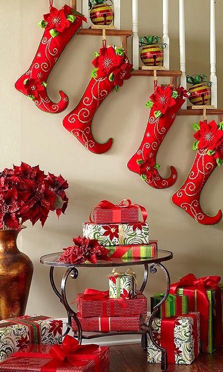 Pomysły na Zaczarowane Święta - 271 zdjęć DIY, dekoracji i ozdób! :D