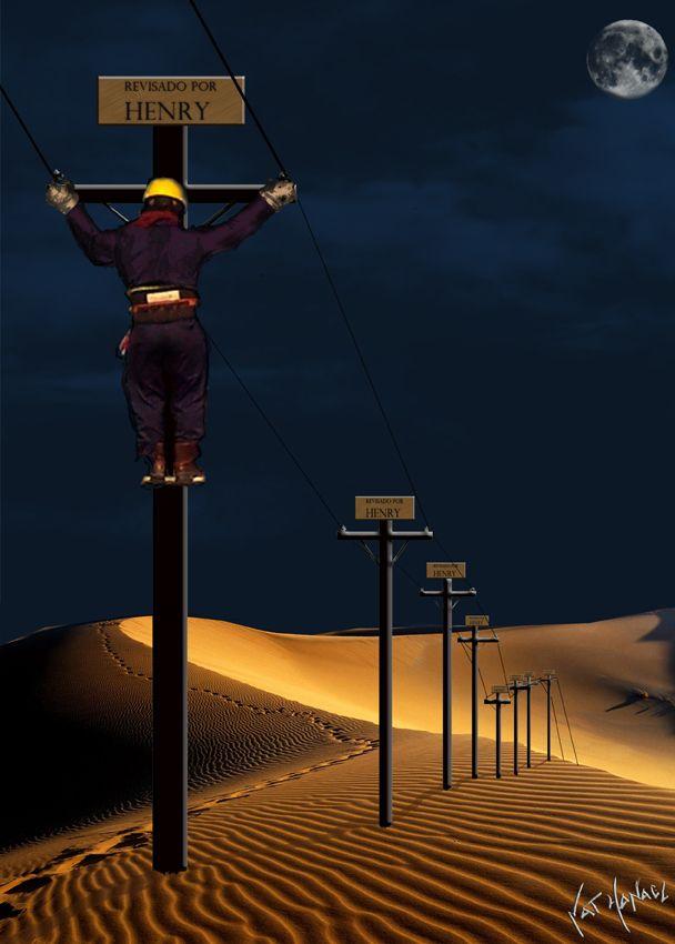 Surrealism-Cruz y ficcion