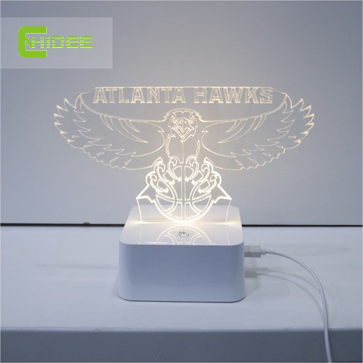 Find More Desk Lamps Information about CNHidee design lamp NBA light, Hawks desk light, Atalanta 3D lamp, Desk Lamp Creative NBA 3D Desk Lamp for home decor.,High Quality lamp fun,China lighting gas lamp Suppliers, Cheap light mic from BORSCHE (HK) Electronic Co.,Ltd.  on Aliexpress.com