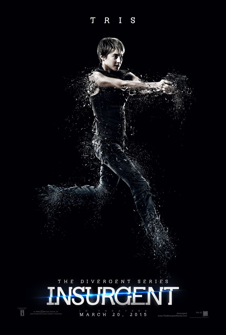 These Moving Insurgent Posters Will Mesmerize You