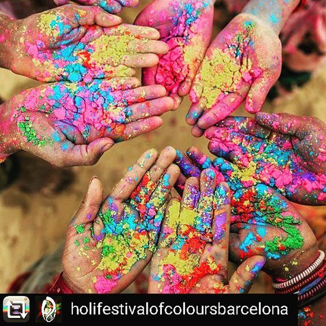 #repost @holifestivalofcoloursbarcelona El próximo 29 de Julio nos encantarà ver como lanzas polvos de #colores a todos tus amigos en #salinas #montereylocals #salinaslocals- posted by Holi Peace Salinas https://www.instagram.com/holipeace - See more of Salinas, CA at http://salinaslocals.com