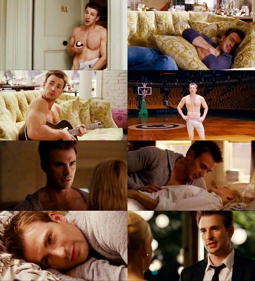 Chris Evans in What's your number? ♥