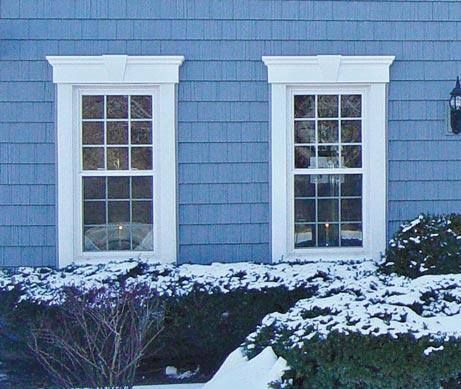 One of the well-known advantages of windows made with vinyl is their superb degree of insulation. When compared with aluminum window frames, vinyl keeps in heat during winter but seals your rooms from heat during summer. Vinyl windows are made from a plastic called polyvinyl chloride, better known as PVC. This material has a high R-value, which is a numerical way of assessing the amount of insulation a material provides. Keep warm this winter with us!