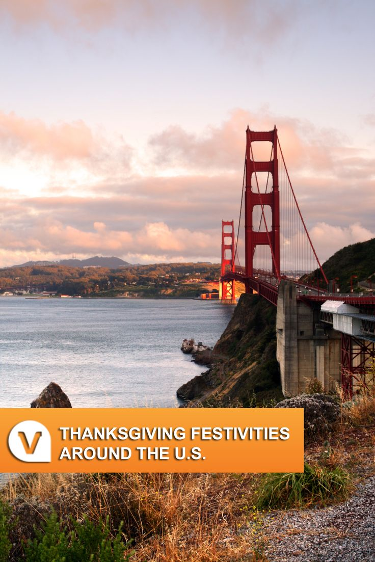 Autumn is in full swing and #Thanksgiving is quickly approaching! Spice up the your holiday with these festivities around the U.S!