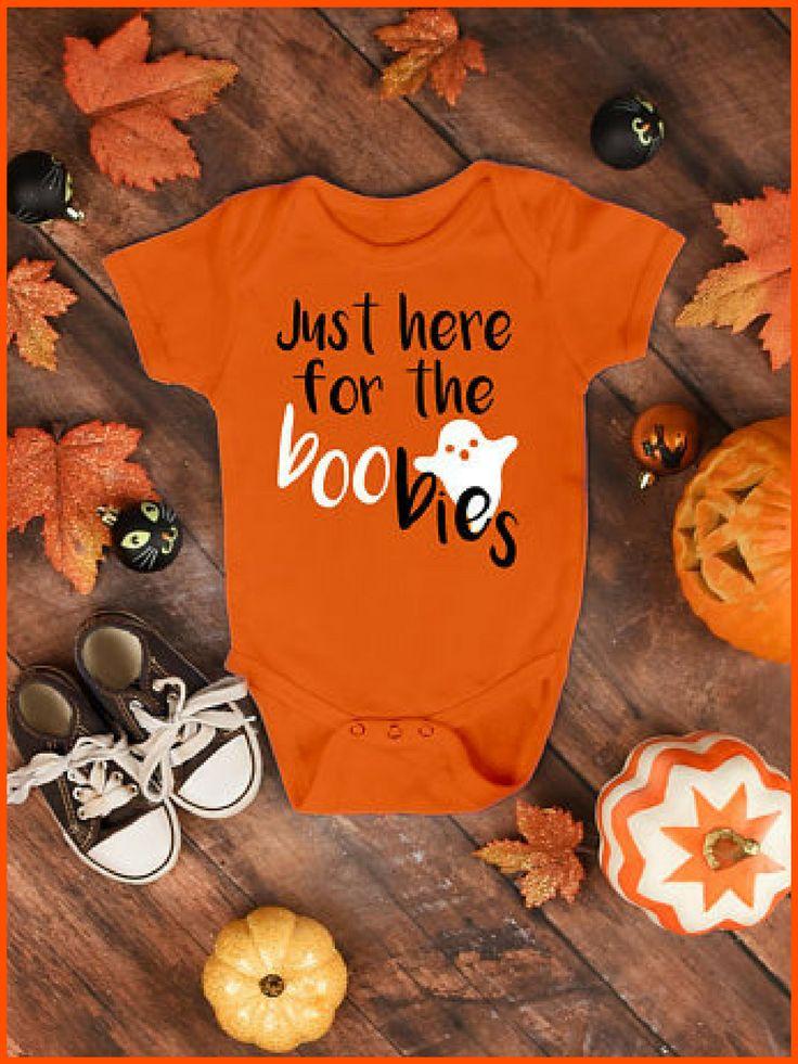 Cute Halloween baby onesie! #affiliate #halloween #baby ...