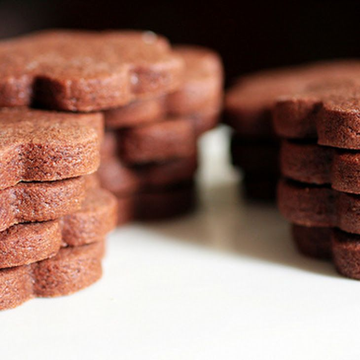 Brownie Roll-Out Cookies* | Yummy Stuff! | Pinterest
