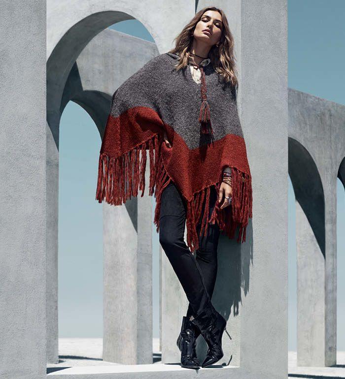 Письмо «Наши любимые предметы одежды: пончо и теплые платья» — H&M Fashion News — Яндекс.Почта