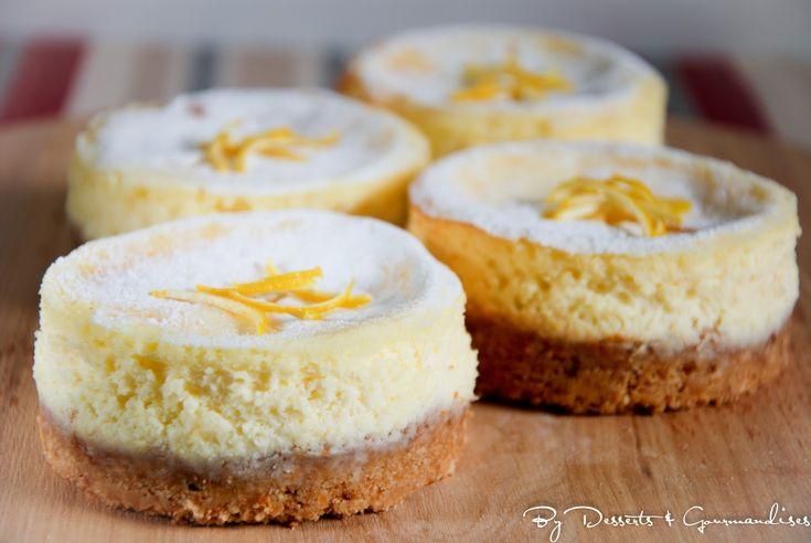 Cheesecake au Limoncello