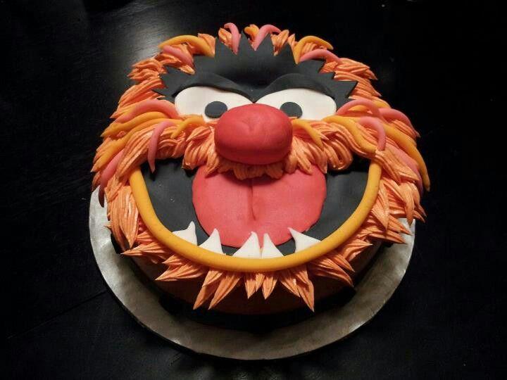 Animal Muppet Cake Pan