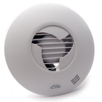 Airflow ICON ECO30S Low Voltage Zone 1 Bathroom Extractor Fan