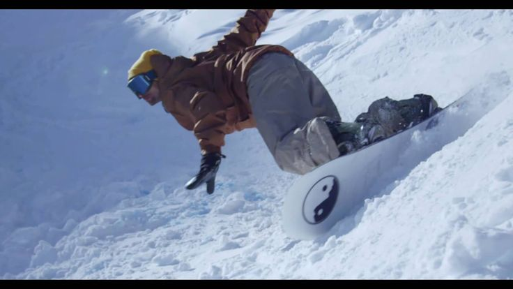 Watch Nicolas Müller remind us why we love snowboarding #snowboarding #extreme #sports