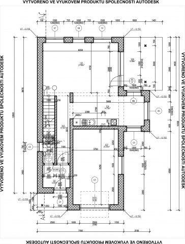 Autor: Davidová Kristýna Použitý SW: AutoCAD Architecture 2013