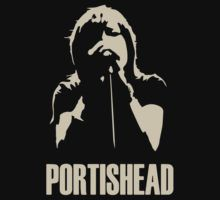Portishead Band - Silhouette by Cowfish Diva