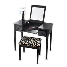 Best 25 Black Vanity Table Ideas On Pinterest Makeup Vanity Tables Beauty Room And Makeup