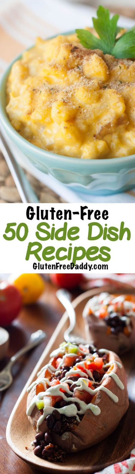 50 Gluten-Free Side Dish Recipes