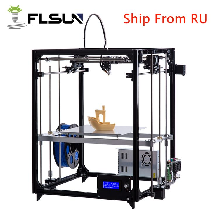 ==> [Free Shipping] Buy Best DIY 3D Printer Kit Large printing size 260260350mm Auto Leveling High Precision With Heated Bed Two Rolls Filament Online with LOWEST Price | 32791887644