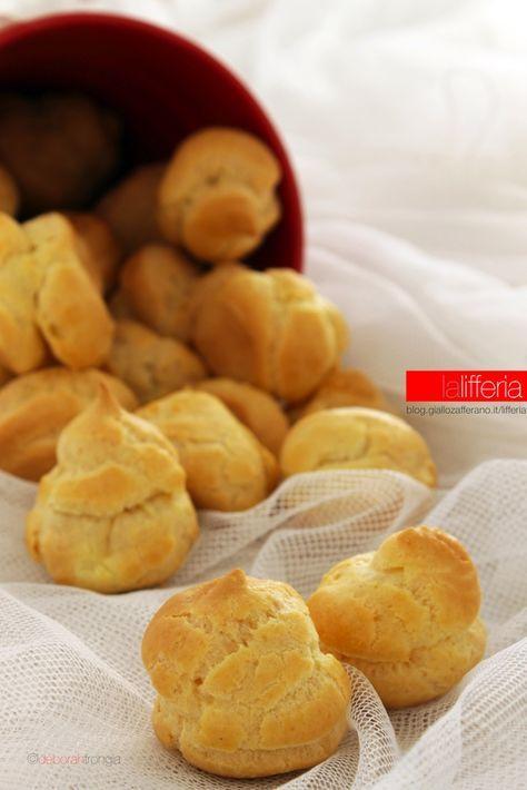 Pasta choux per bignè, éclair e altri dolci