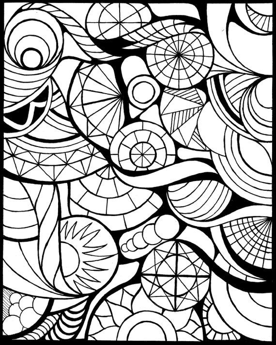 Crayola Art With Edge Optical Illusions Coloring Book 40 Pages Child Walmart Com Crayola Art Detailed Coloring Pages Coloring Books