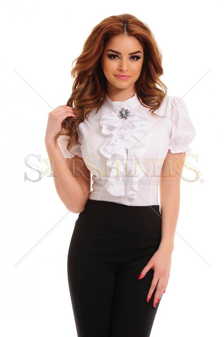 Artista Elegant Notion White Shirt