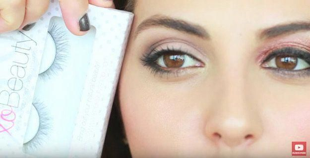 Lashes For Hooded Eyes | Makeup for Hooded Eyes | How to Apply Full Eye Makeup  …