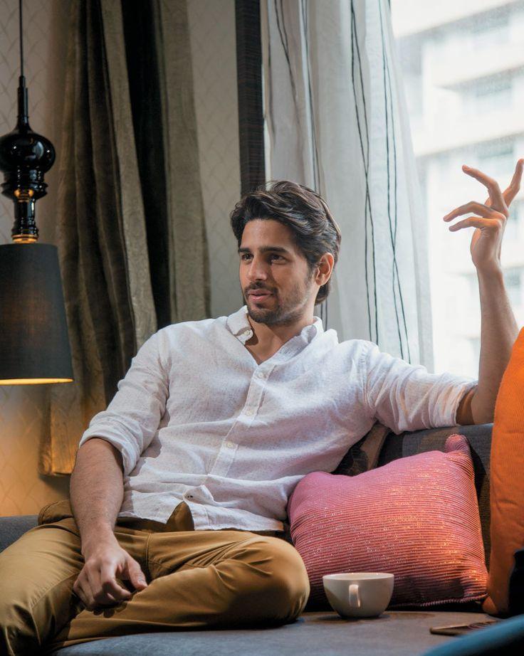 Siddharth Malhotra / Forbes Life
