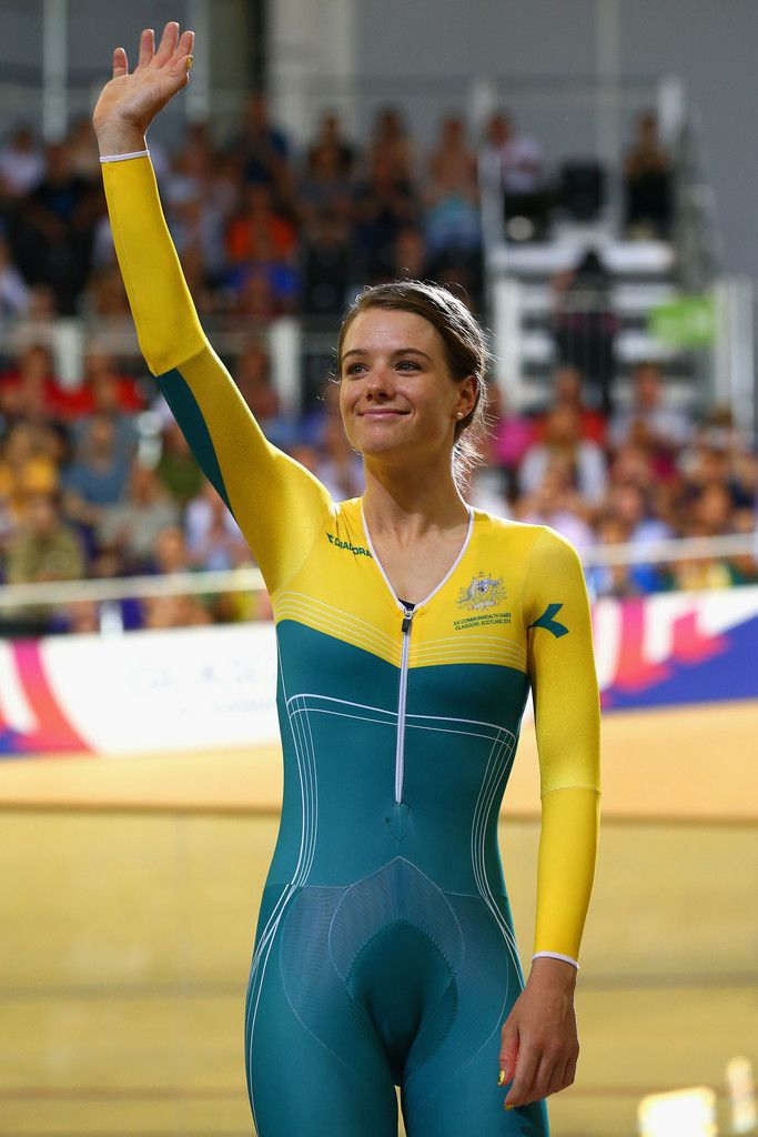 Amy Cure Photos: 20th Commonwealth Games: Track Cycling