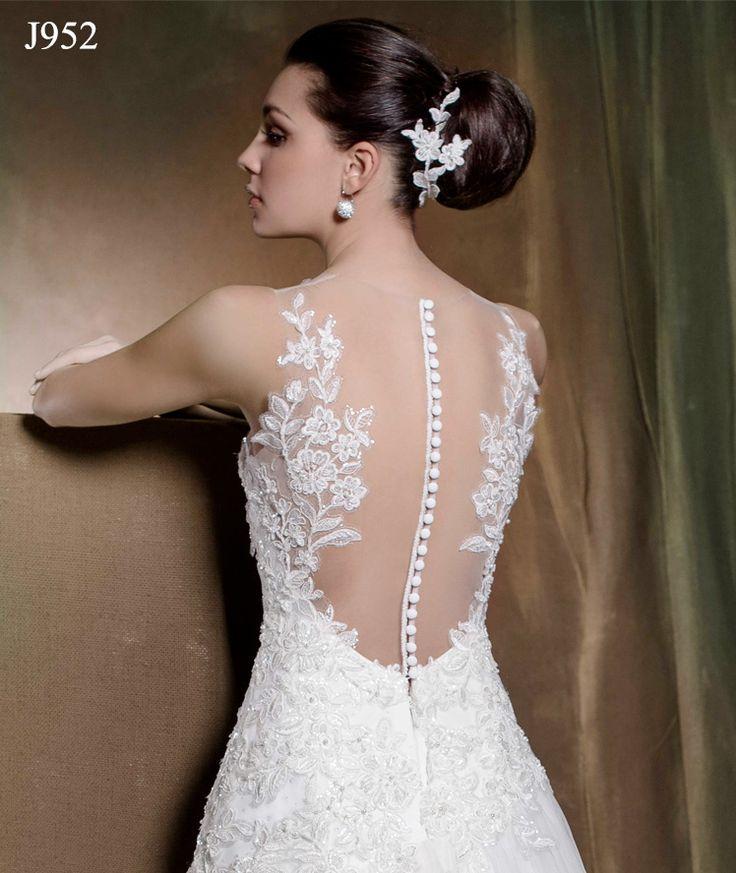 Collezione Jacqueline 2017, by Creazioni Elena - Abiti da sposa
