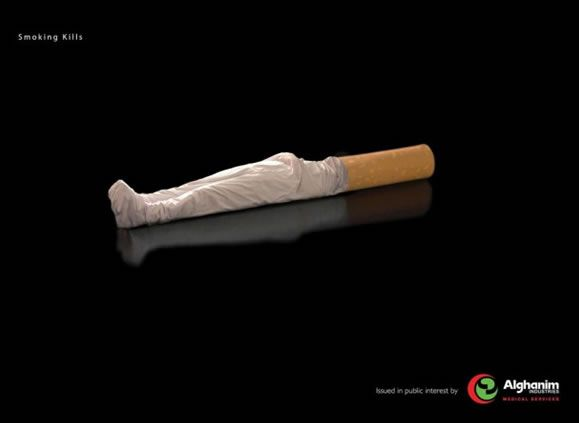 Campañas Anti Tabaco a nivel global