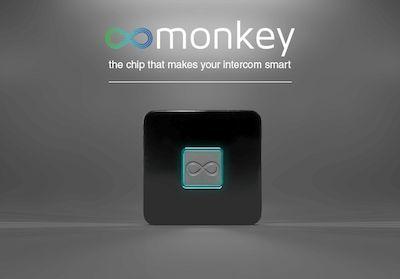 monkey | Schlüsselloser Hauszugang dank Upgrade für die Gegensprechanlage  Der monkey Chip sorgt für einen schlüssellosen Haus-Zugang ✔ Durch eine einfache Installation machen Sie Ihre Gegensprechanlage intelligent