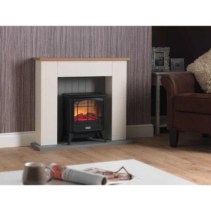 Dimplex Compact Optiflame Microstove Dxcmss12 Log Effect Suite And