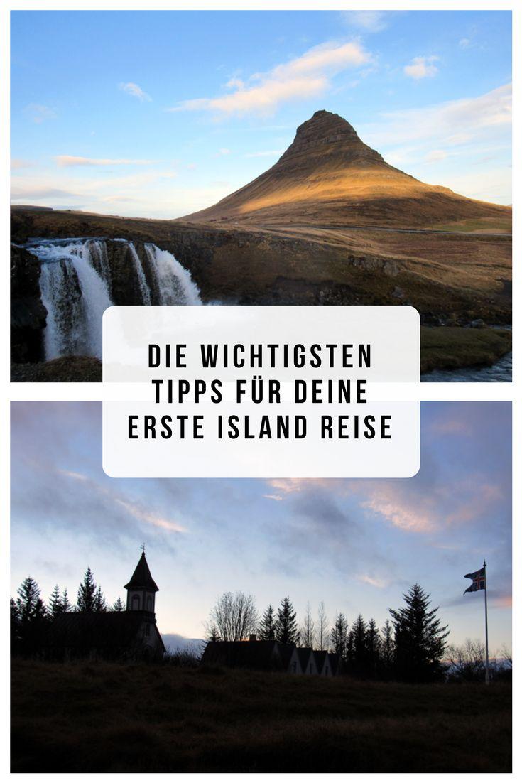 8 Tipps, damit deine erste Reise nach Island ein voller Erfolg wird + kleinem Sprachführer.