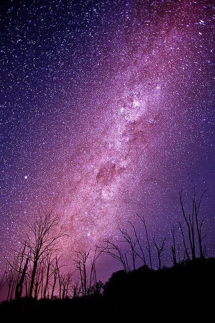 The Beautiful Milky Way 1 by Andrew Tallon, via Flickr