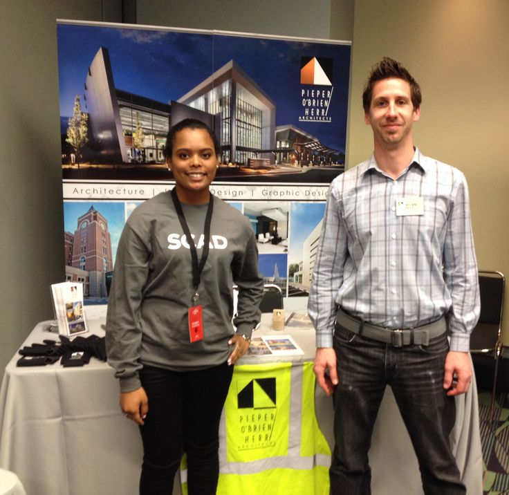 Pieper OBrien Herr Architects Was Excited To Participate In SCADs Recent Career Fair