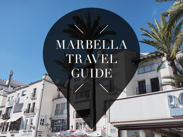From hotspots in Marbella to trendy restaurant in Puerto Banus! In this Marbella Travel Guide you'll discover the best tips and spots for Marbella.