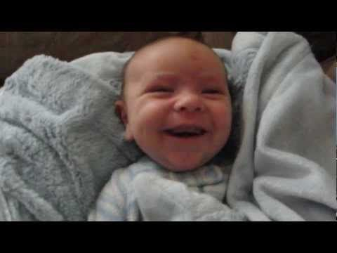 Cute Baby Wakes Up with Every Emotion Possible - AFV.com