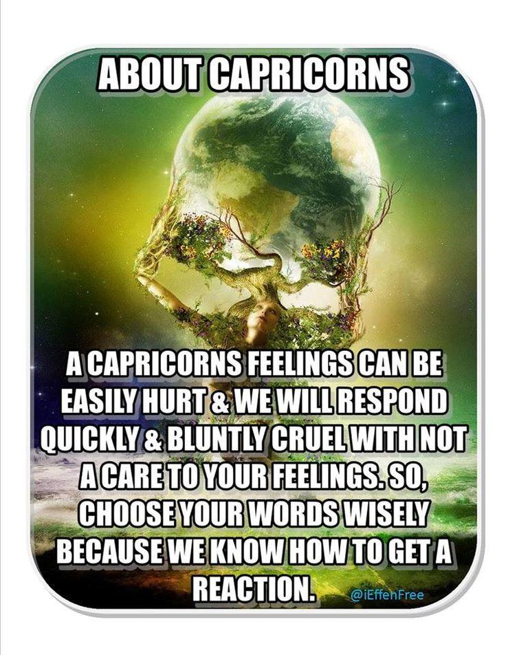 My #Capricorn Traits