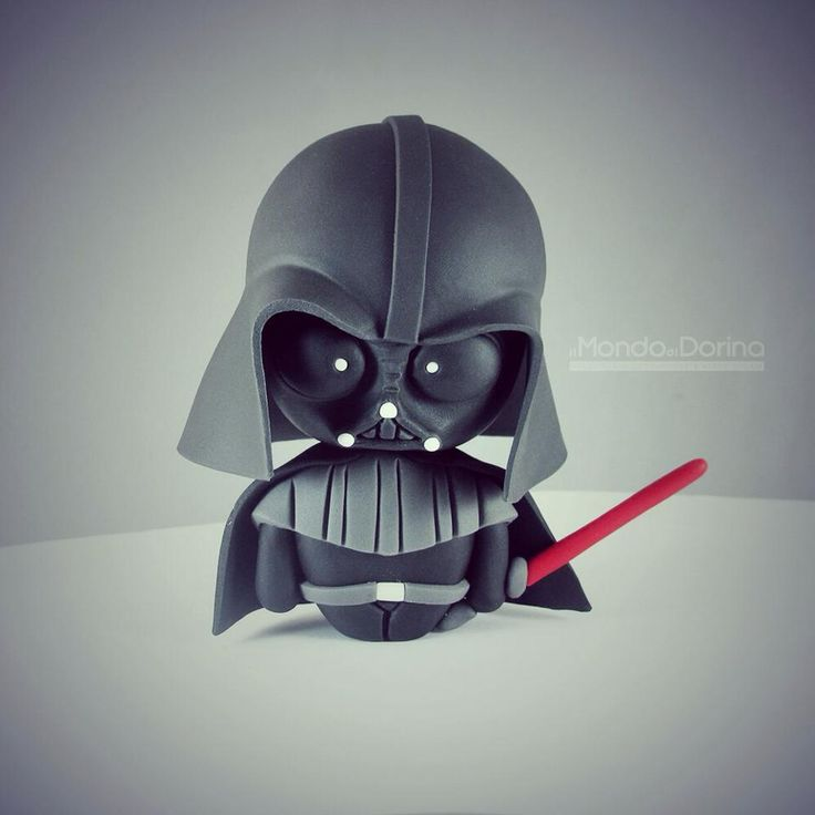 THE CUTEST Darth Vader EVER!!