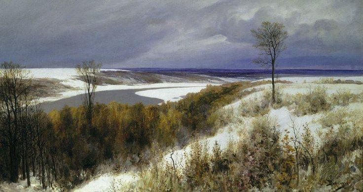 pintura Vasiliya Polenova - 05