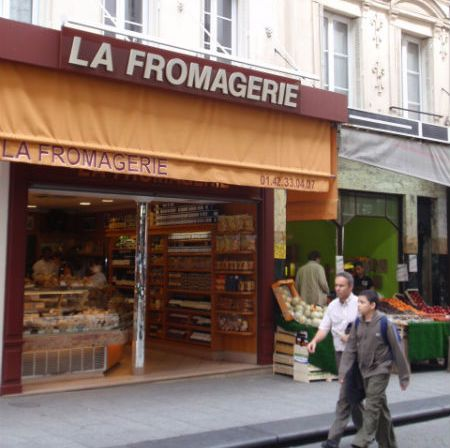 Hunting down the best baguettes and cheese in Paris >> My kind of job!!