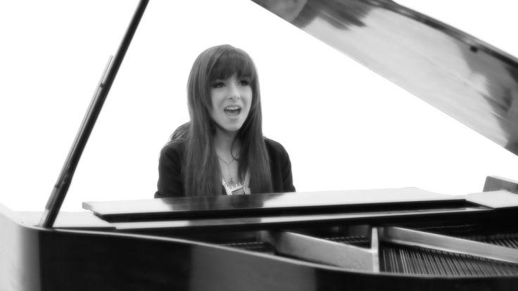"""Me Singing - """"Stay"""" by Rihanna - Christina Grimmie Cover (+playlist)"""