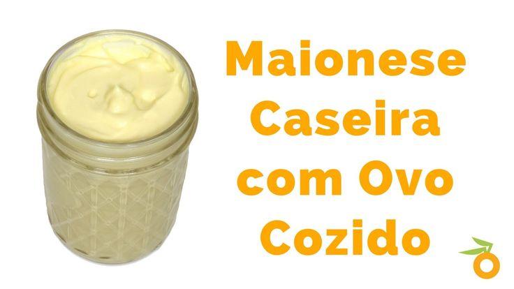 Receita Low Carb: Como Fazer Maionese Caseira com Ovos Cozidos