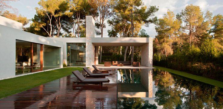 Casa el Bosque | Ramón Esteve Estudio