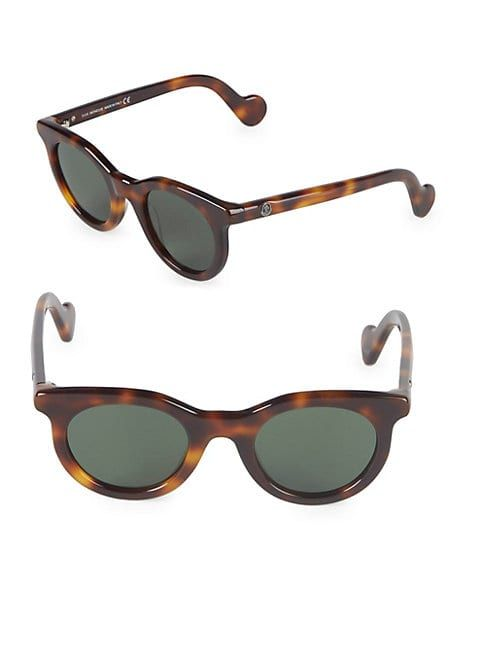 e81f8b21a5f MONCLER 47MM CAT-EYE SUNGLASSES.  moncler Cat Eye Sunglasses