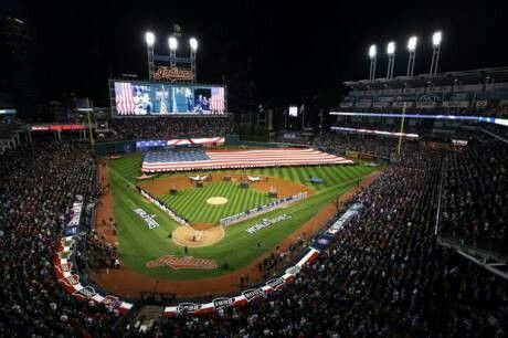 Awesome news for the Cleveland Indians, and the city.