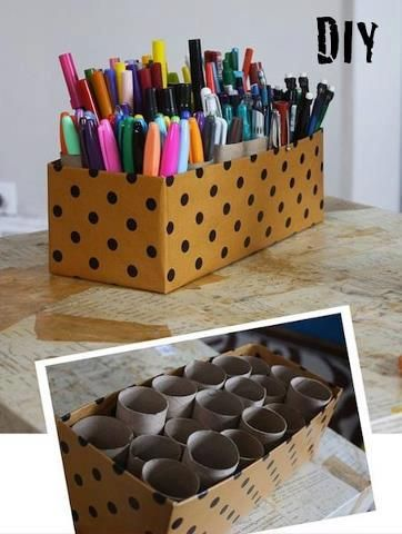 organiser idea from Webecologie facebook site