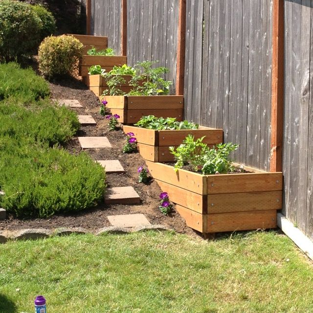 Gardening wonder if this would work down the side of the for 38 garden design ideas