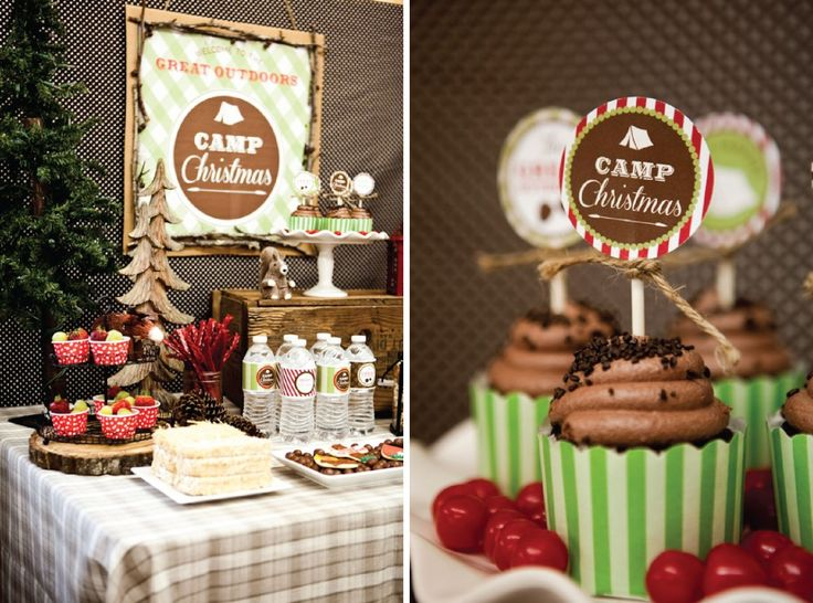 Christmas Birthday Party Idea.Christmas Birthday Party Themes Merry Christmas And Happy