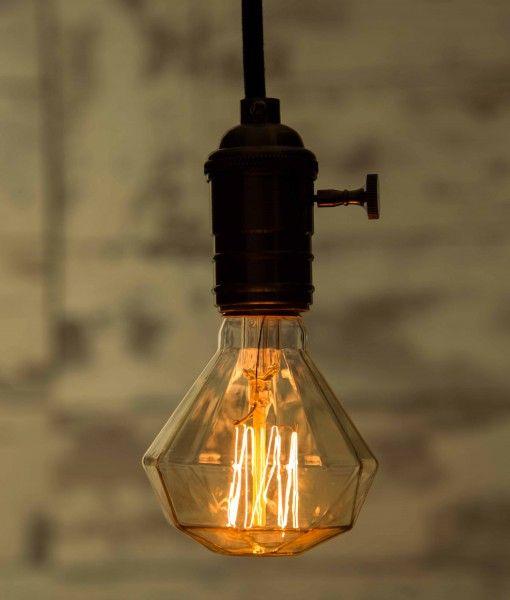 William & Watson - Diamond - Vintage Bulb