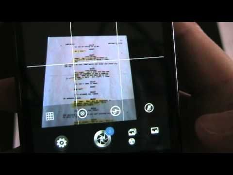 CamScanner - Best Scanner App for Android - Full Video Review - YouTube  use in Evernote